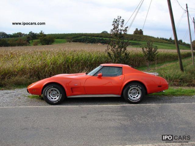 Corvette  C3 L48 1977 Vintage, Classic and Old Cars photo