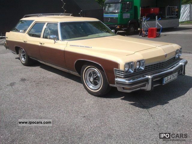 1974 Buick  ESTATE Wagon Inz Chrysler Le Baron convertible poss Estate Car Classic Vehicle photo