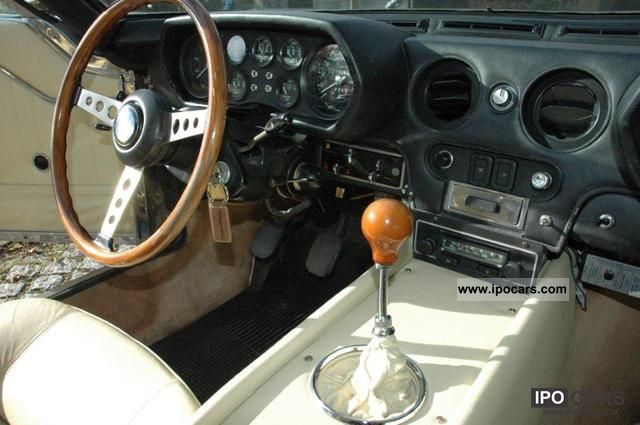 1970 maserati indy 4.2 v8 fresh from italy - car photo and specs