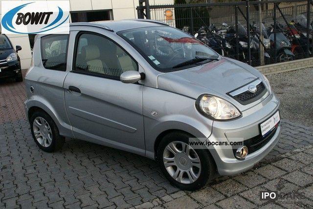 2009 aixam crossline microcar m go ligier xtoo car photo and specs