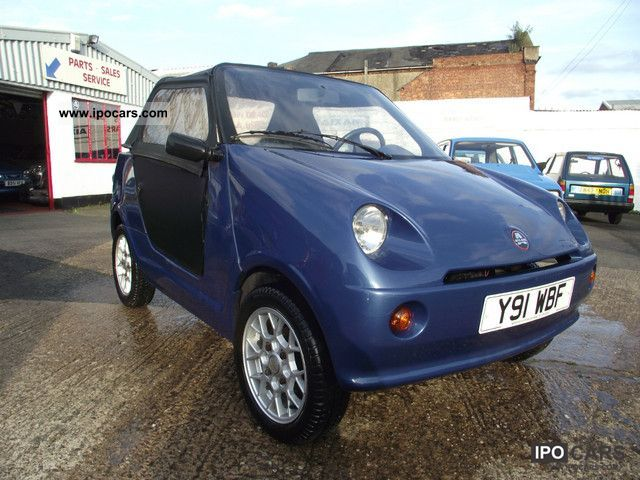2001 Aixam  Mac 500 Convertible similar Ligier Microcar Cabrio / roadster Used vehicle photo