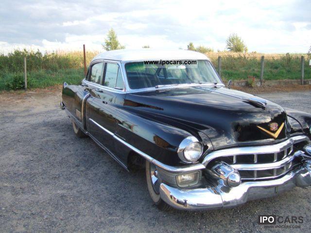 1953 Cadillac  Fleetwood Limousine Used vehicle photo