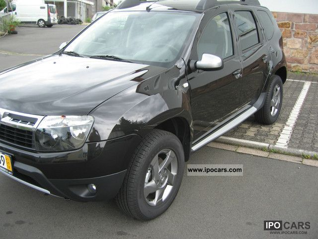 2012 dacia laureate2 duster dci 110 4x4 look2 car. Black Bedroom Furniture Sets. Home Design Ideas
