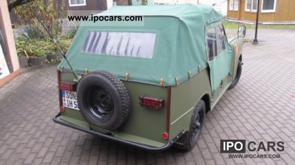Trabant  Bucket 1976 Vintage, Classic and Old Cars photo