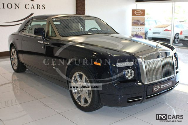 2012 Rolls Royce  BRAND NEW COUPE, 2011 Limousine New vehicle photo
