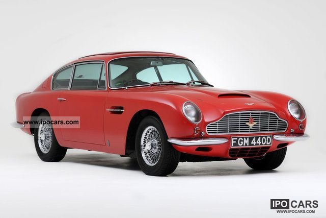 Aston Martin DB6 Vantage 1966 Vintage, Classic and Old Cars photo