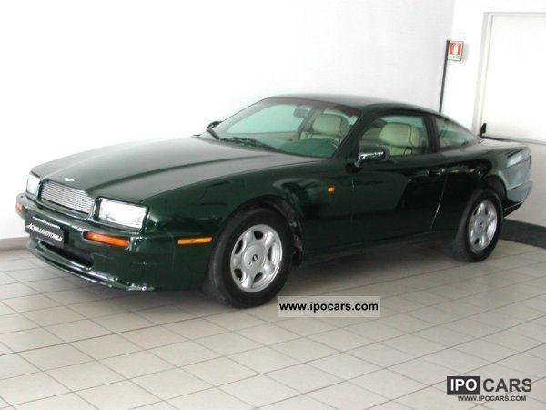 1992 Aston Martin  Virage Coupé 310cv Sports car/Coupe Used vehicle photo
