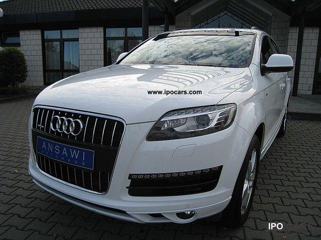 2009 Audi  Q7 3.0 TDI Facelift 2010 Panorama 7 - Seater Off-road Vehicle/Pickup Truck Used vehicle photo