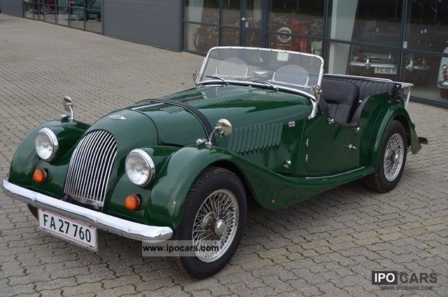 1974 Morgan  4/4 1.6 4 seater Cabrio / roadster Used vehicle photo