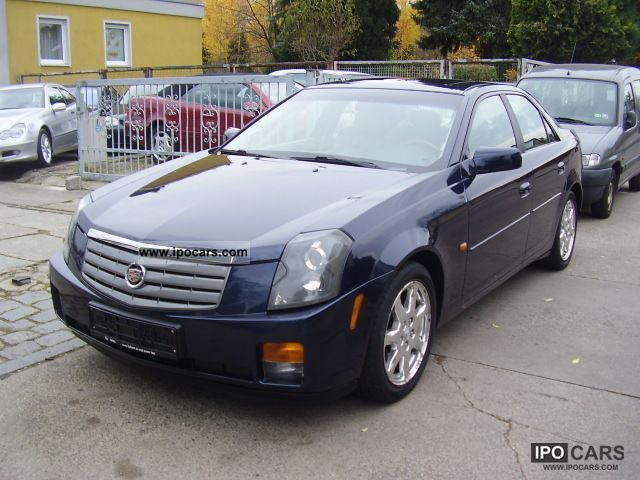 Cadillac Cts Sport Luxury Car Xenon Navi Comand Climate Sh Lgw