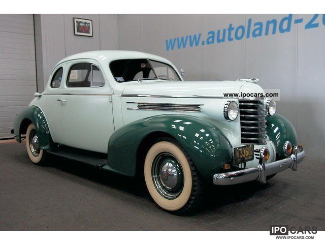 1937 Oldsmobile  Business Coupe F37 collectible value system Sports car/Coupe Classic Vehicle photo