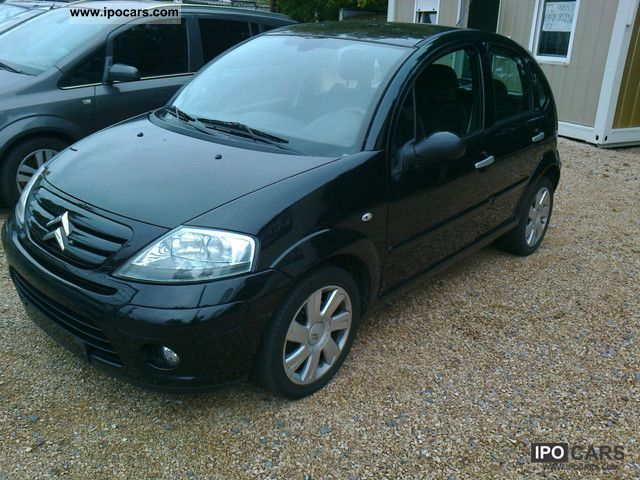 2008 Citroen  C3 1.6 Exclusive * AUTOMATIC TIPTRONIC * PDC * KLIMATR Small Car Used vehicle photo