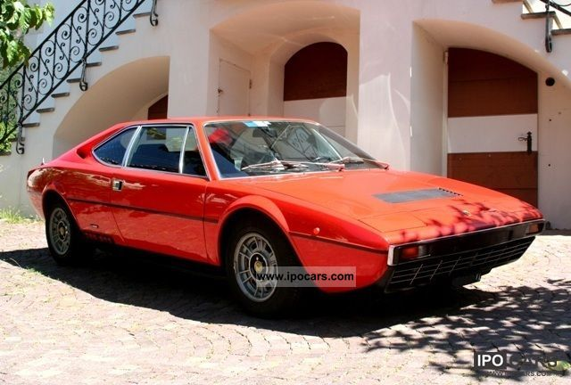 Ferrari  Dino GT4 1976 Vintage, Classic and Old Cars photo