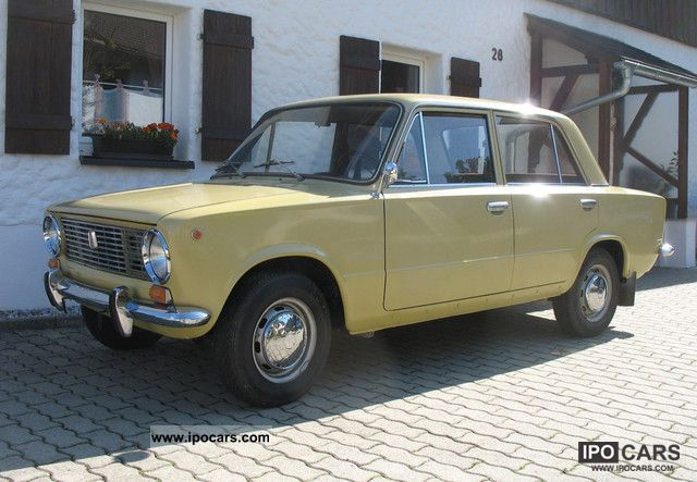 Lada  1200 1975 Vintage, Classic and Old Cars photo