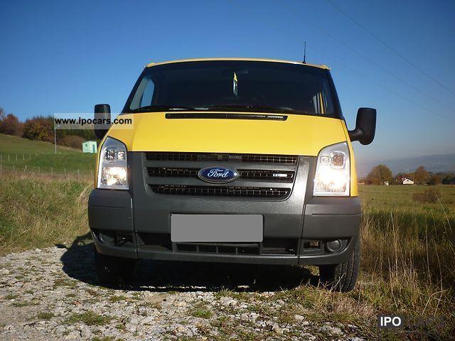 2008 Ford  Transit Van / Minibus Used vehicle photo