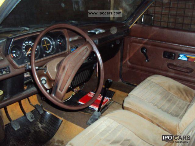 1973 Austin Allegro 1500 Super