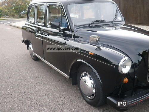 1992 Austin  Fairway London Taxi TUV new!! Limousine Used vehicle photo