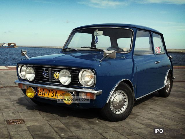 Austin  Mini Clubman Saloon 1971 Vintage, Classic and Old Cars photo