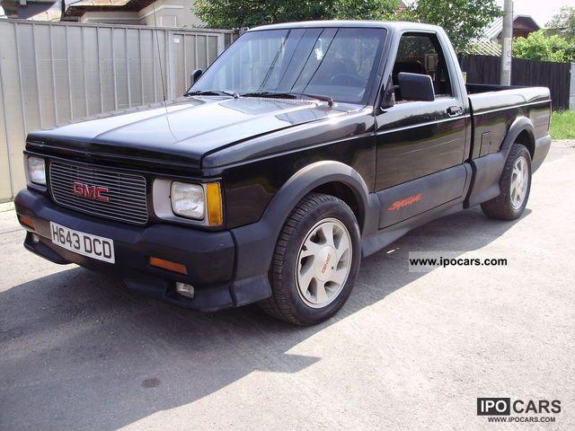 1992 GMC  4.3 turbo Off-road Vehicle/Pickup Truck Used vehicle photo
