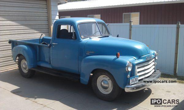 1951 GMC  pick up truck Off-road Vehicle/Pickup Truck Classic Vehicle photo