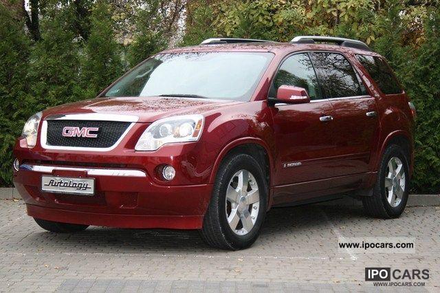 2008 GMC  ACADIA 3.6 293km Bogate wyposażenie Limousine Used vehicle photo