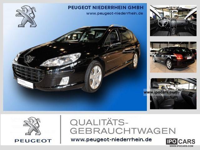 2009 Peugeot  407 SW HDi 170 Bi-Turbo JBL Navi Estate Car Used vehicle photo