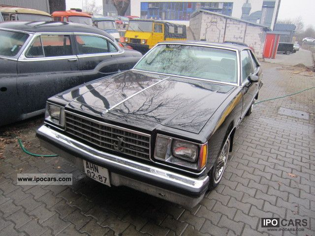 1980 Buick  Century Limited 2 Door Coupe V8 Sports car/Coupe Used vehicle photo