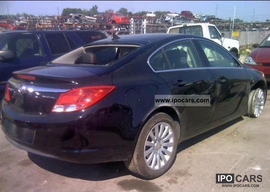2012 Buick Regal Do Sprowadzenia Usa Car Photo And Specs