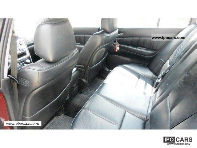 2001 Mitsubishi Galant 2.5 V6 24V AVANCE Limousine Used vehicle photo ...
