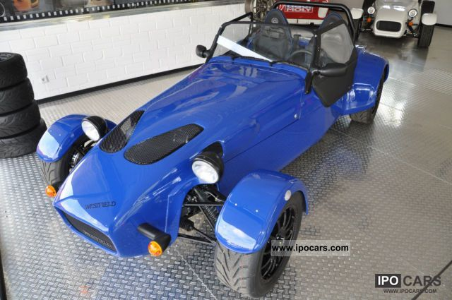 2012 Westfield  Sport Turbo LHD with COC Cabrio / roadster Demonstration Vehicle photo