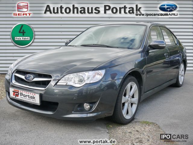 2012 Subaru  Legacy 2.0R Comfort LPG Limousine Used vehicle photo