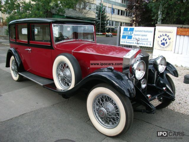 Rolls Royce  Phantom 1931 Vintage, Classic and Old Cars photo
