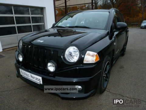 2008 Chrysler  Jeep Compass Sport 2 Off-road Vehicle/Pickup Truck Used vehicle photo