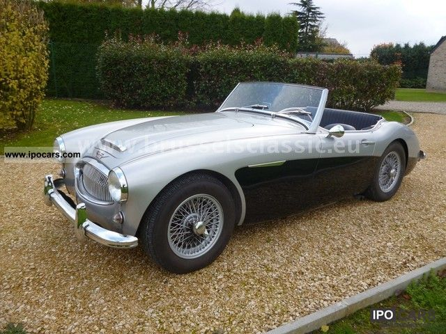 Austin Healey  3000 KKII 1962 Vintage, Classic and Old Cars photo