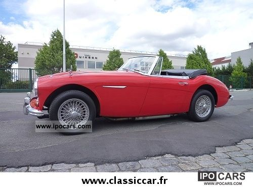 1965 Austin Healey  3000 Cabrio / roadster Classic Vehicle photo
