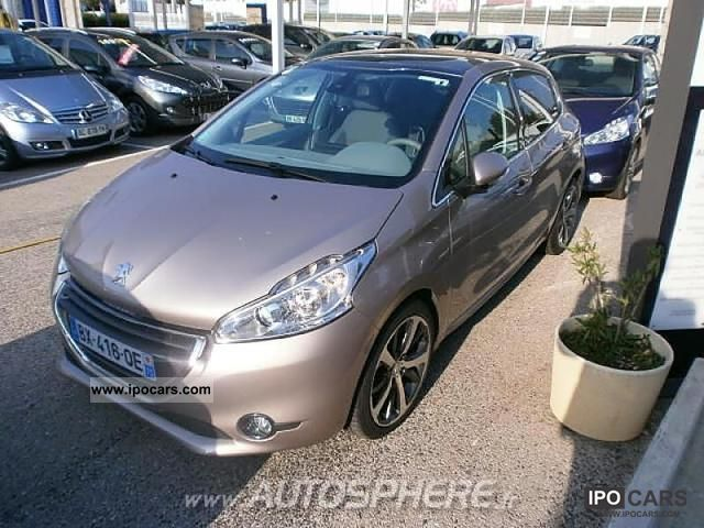 2011 peugeot 208 1 6 e hdi 115 fap feline bvm6 5p car photo and specs. Black Bedroom Furniture Sets. Home Design Ideas