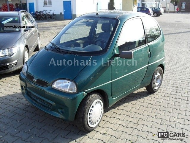 2000 Ligier  Ambra - 45 km / h approval Small Car Used vehicle photo