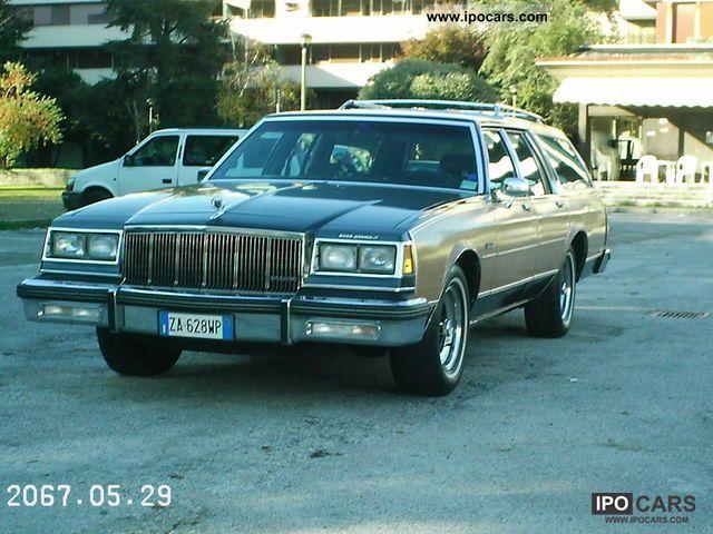 1986 Buick  Electra Estate Wagon 1986 GPL Estate Car Used vehicle photo