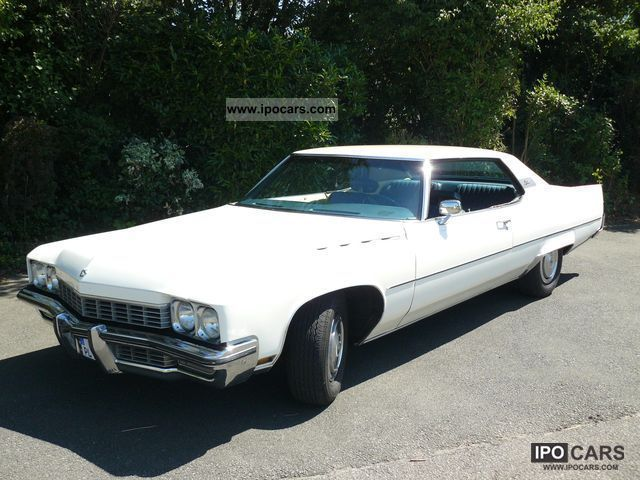 1972 Buick  Electra 225, 2 Door Coupe 455/4 Limited Sports car/Coupe Classic Vehicle photo