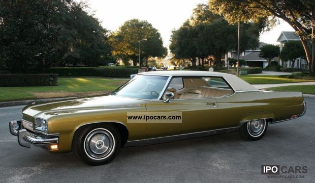 Buick  Electra 1973 Vintage, Classic and Old Cars photo