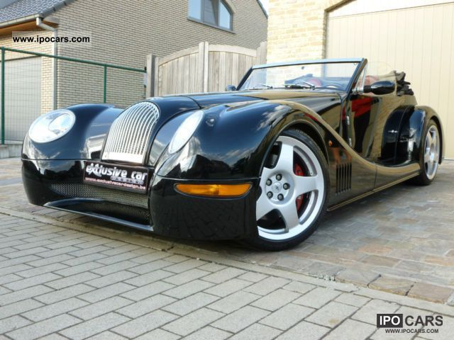 2003 Morgan Aero 8  Car Photo and Specs
