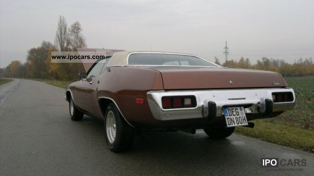 Plymouth  Satellite Sebring (RoadRunner Clone) 1973 Vintage, Classic and Old Cars photo