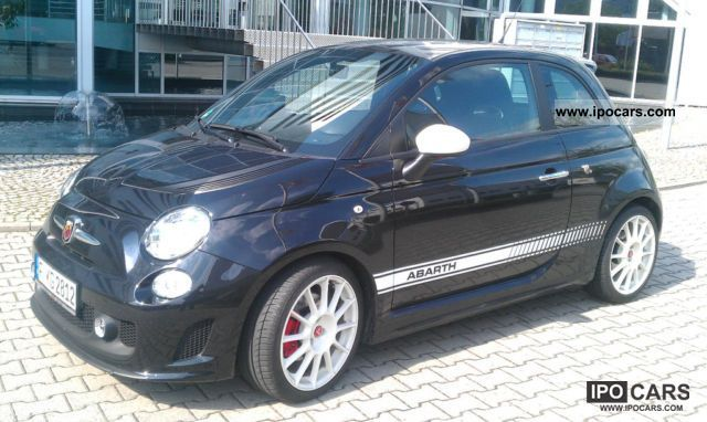 2011 Abarth  \ Sports car/Coupe Used vehicle photo