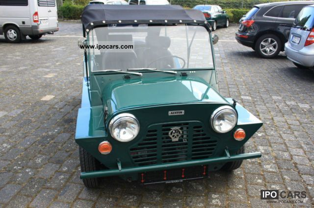 Austin  Mini Moke 1963 Vintage, Classic and Old Cars photo