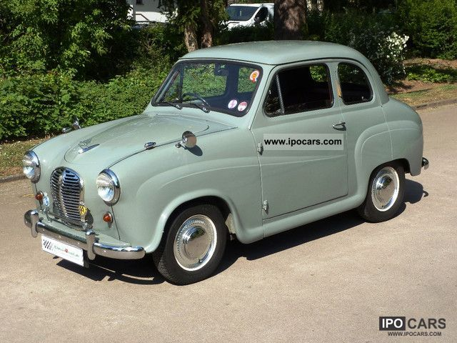 Austin  A30 Saloon 1955 Vintage, Classic and Old Cars photo