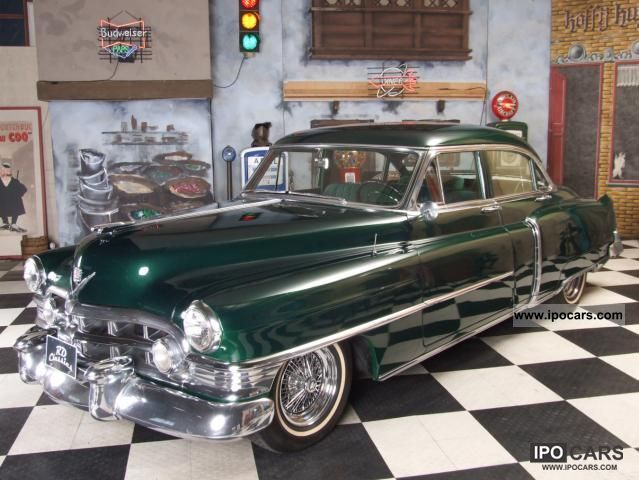 1950 Cadillac  Deville Limousine Classic Vehicle photo