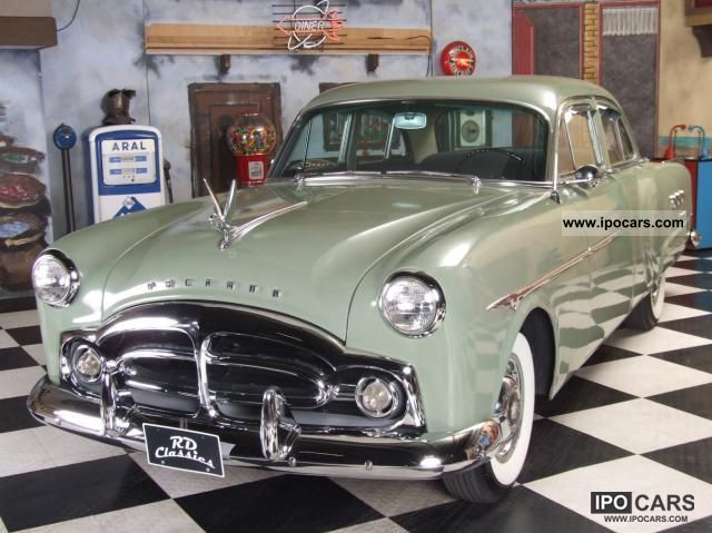Cadillac  Packard Deluxe 200 1951 Vintage, Classic and Old Cars photo