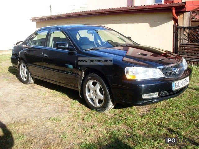 2002 Acura  TL Limousine Used vehicle photo