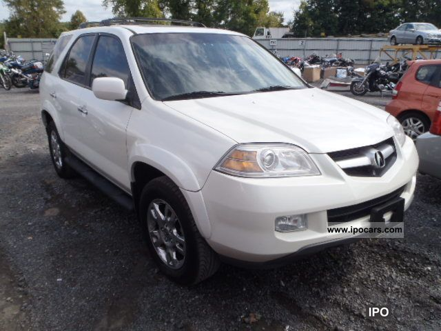 2005 Acura  MDX Off-road Vehicle/Pickup Truck Used vehicle			(business photo