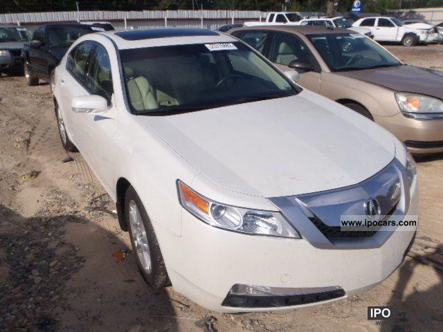 2010 Acura  TL Limousine Used vehicle(business photo